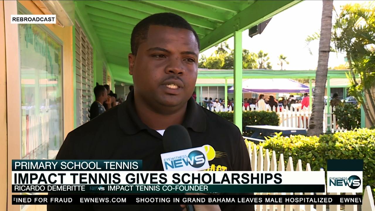 Impact tennis academy going into primary schools