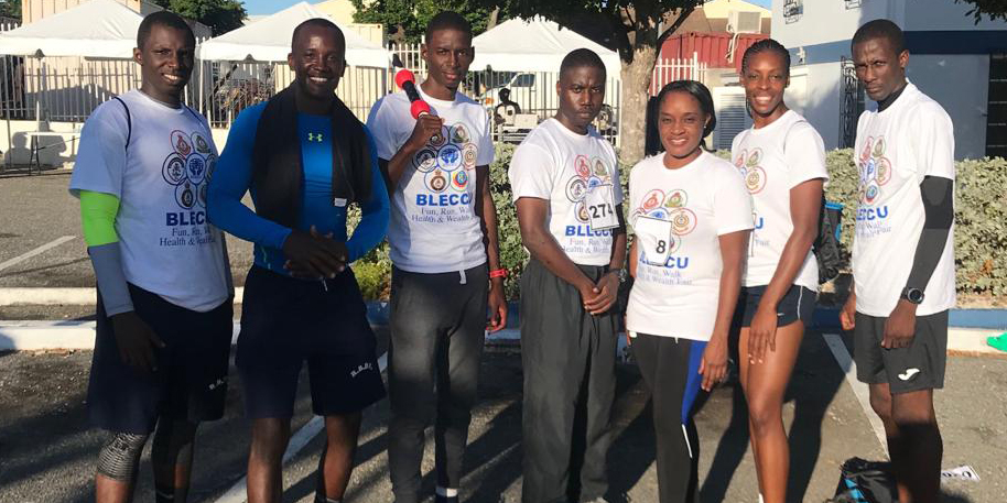 RBDF wins law enforcement fun, run, walk event