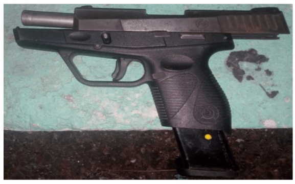 Police recover drugs, illegal firearm and ammunition