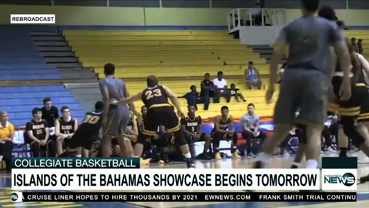 Islands of The Bahamas showcase begins today