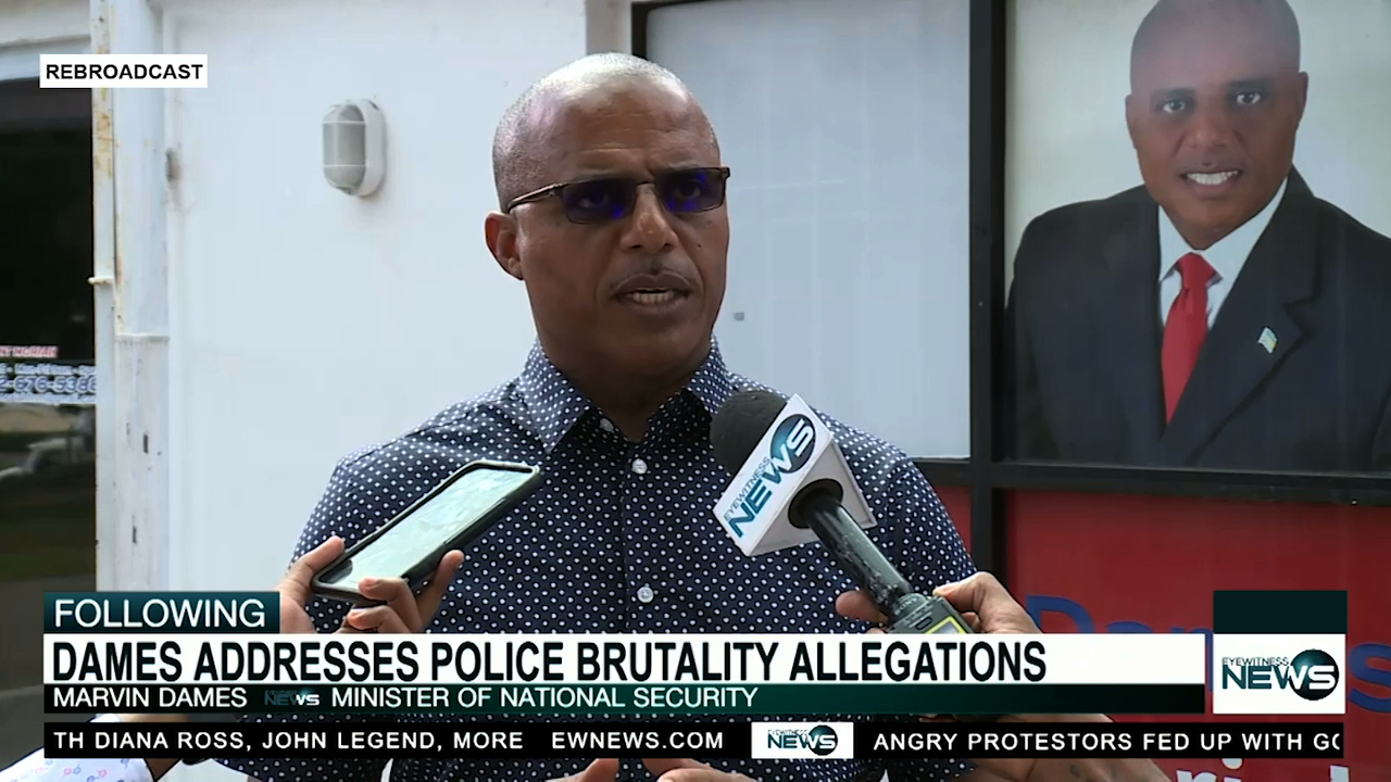 Dames: Corruption will not be tolerated