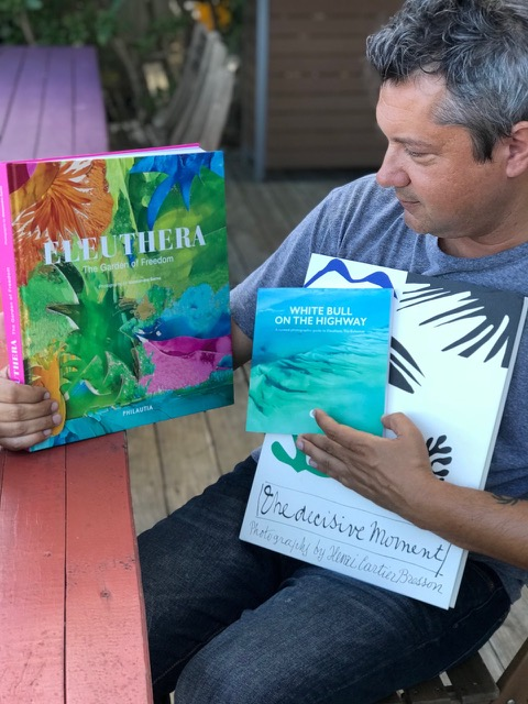 Photographer hosts book signing on Eleuthera