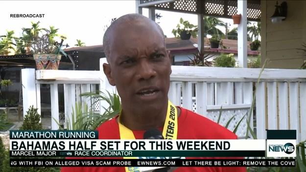 Road Masters Bahamas half marathon set for Sunday