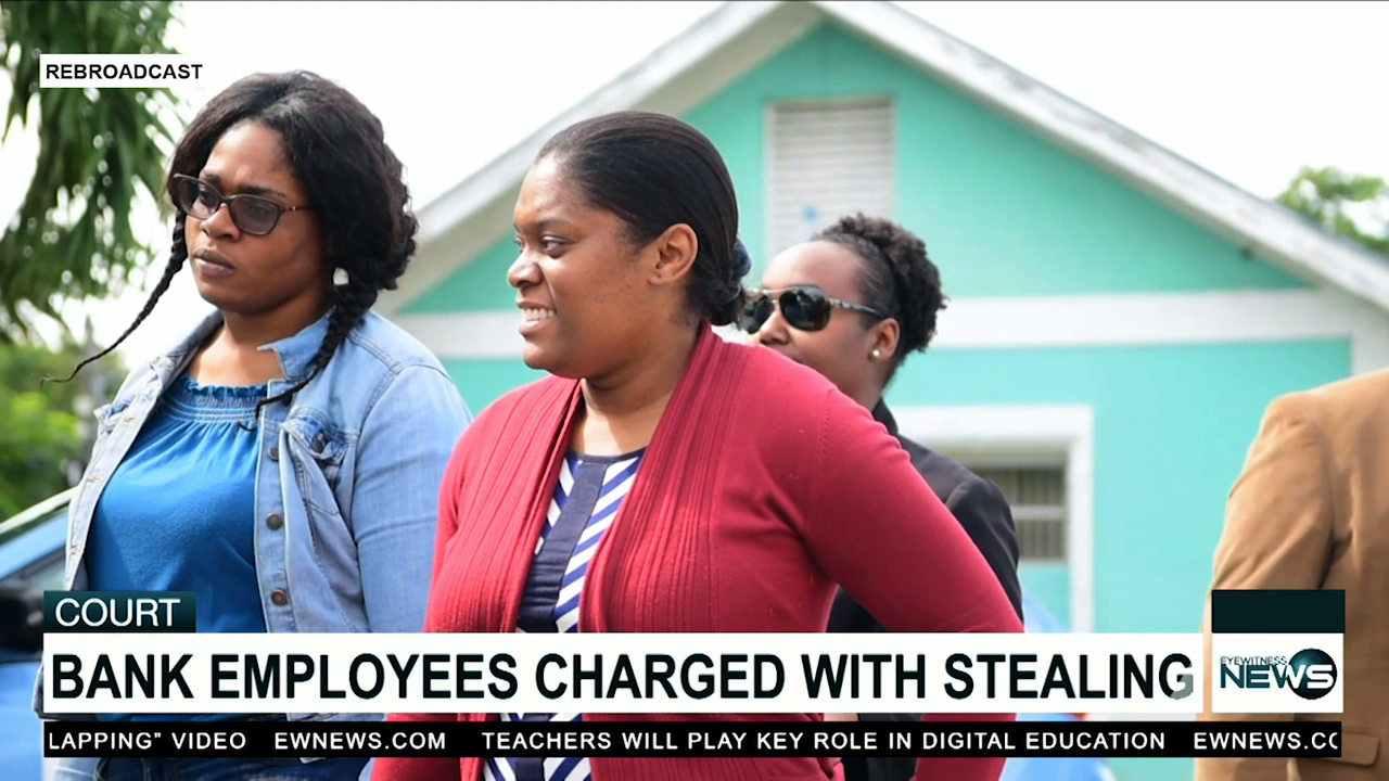 RBC employees charged with stealing