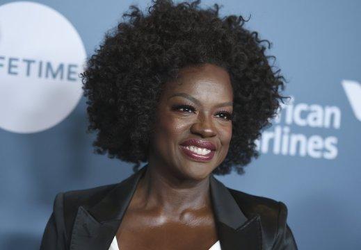 Viola Davis says 'stop taming us' at Hollywood event