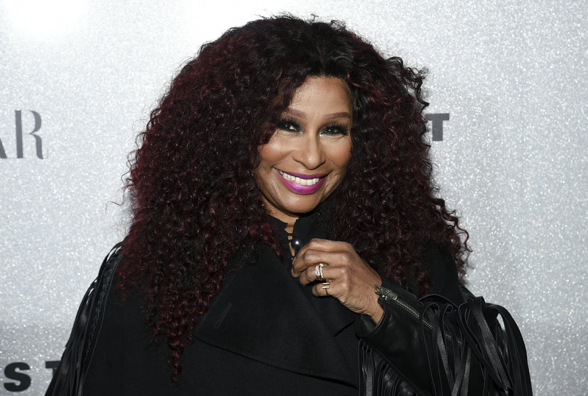 After a decade of dormancy, Chaka Khan blooms again