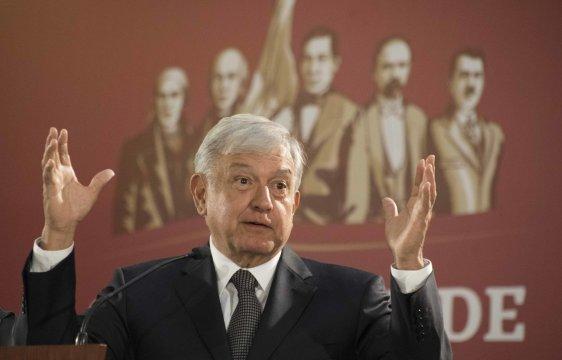 Mexico's 'common man' president pledges end to secrecy