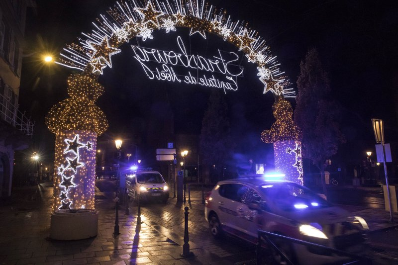 France hunts terror suspect who attacked Christmas market