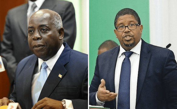 "Davis: Govt. exercising ""wishful thinking"" with Grand Lucayan"