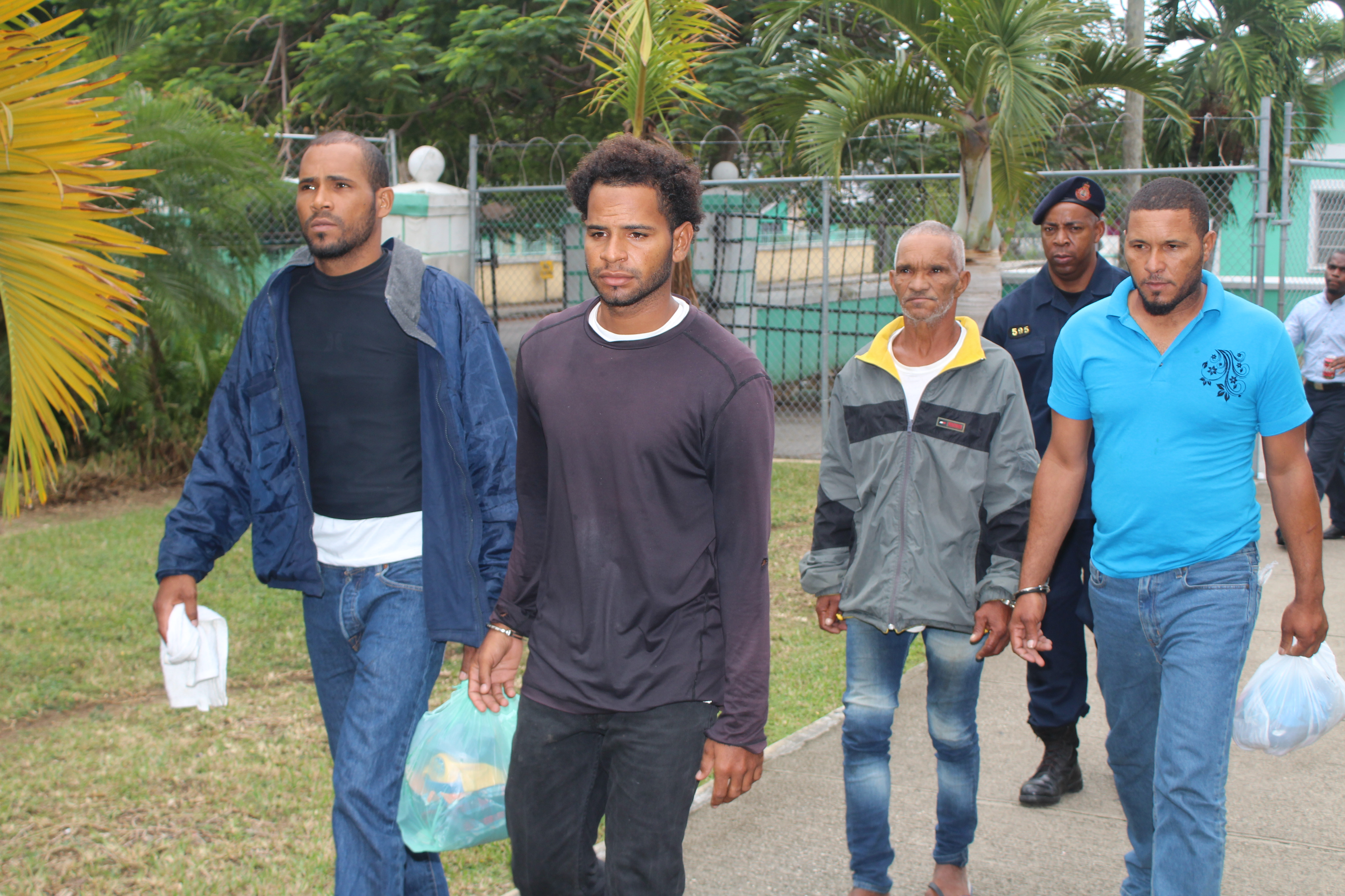 Dominican poachers charged