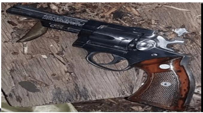 Illegal firearms, drugs recovered; 6 men in custody