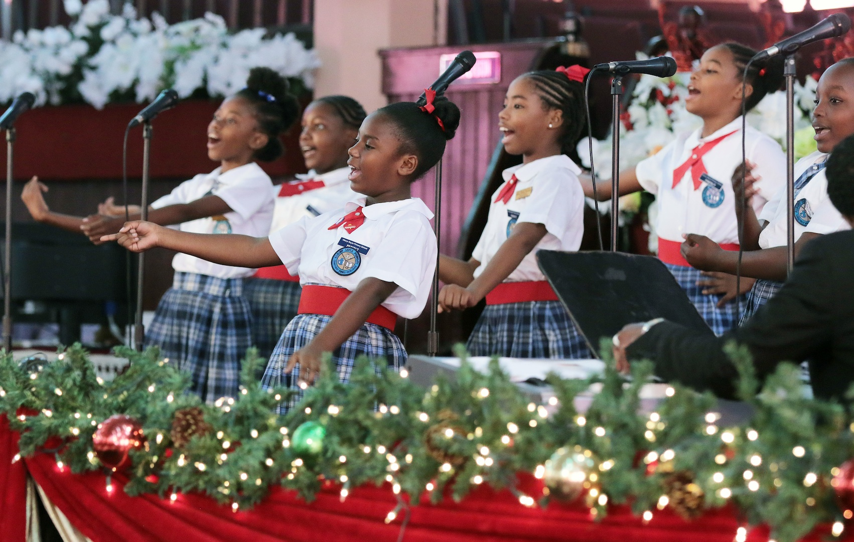 Students' talent on display at Festival of Carols