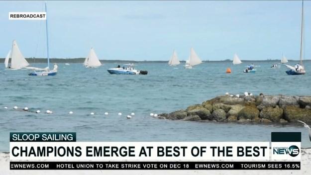Top sailors compete in Best of the Best Regatta