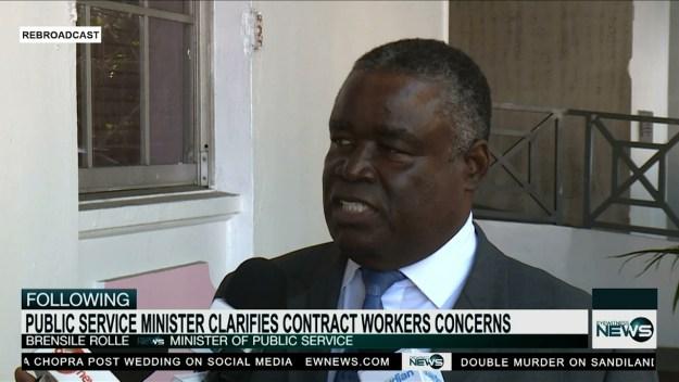 Rolle clarifies public service disengagements