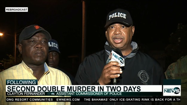 Second double murder recorded