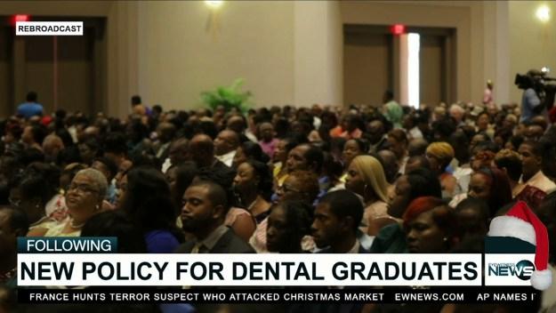 Bahamas Dental Council will no longer examine candidates