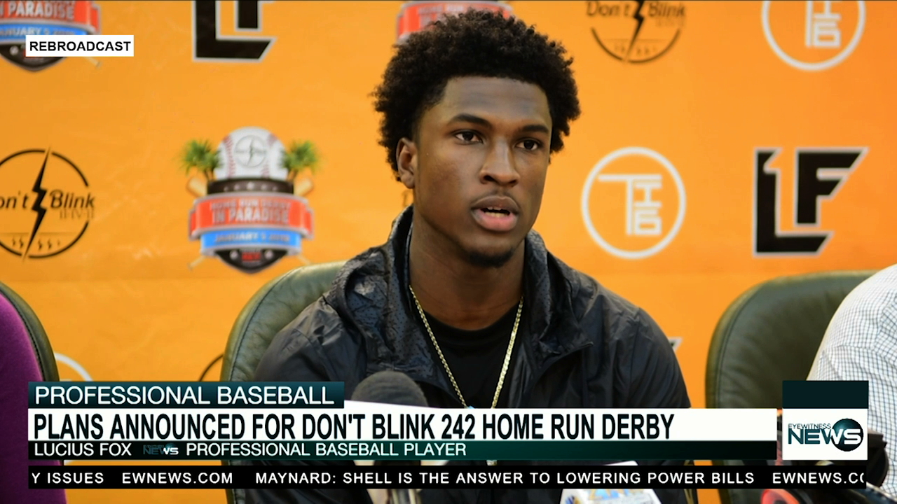 Plans announced for 2019 Don't Blink 242 Home Run Derby