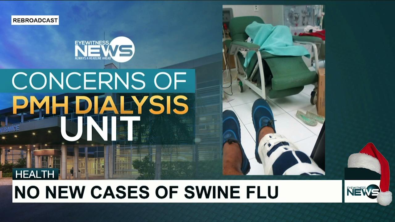 Dialysis patient wants better treatment