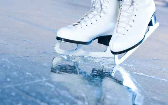 The Bahamas' only ice-skating rink is back for a third year