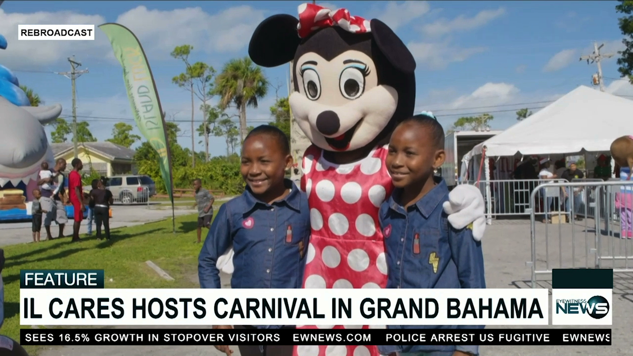 IL Cares Foundation hosts kids' carnival in GB