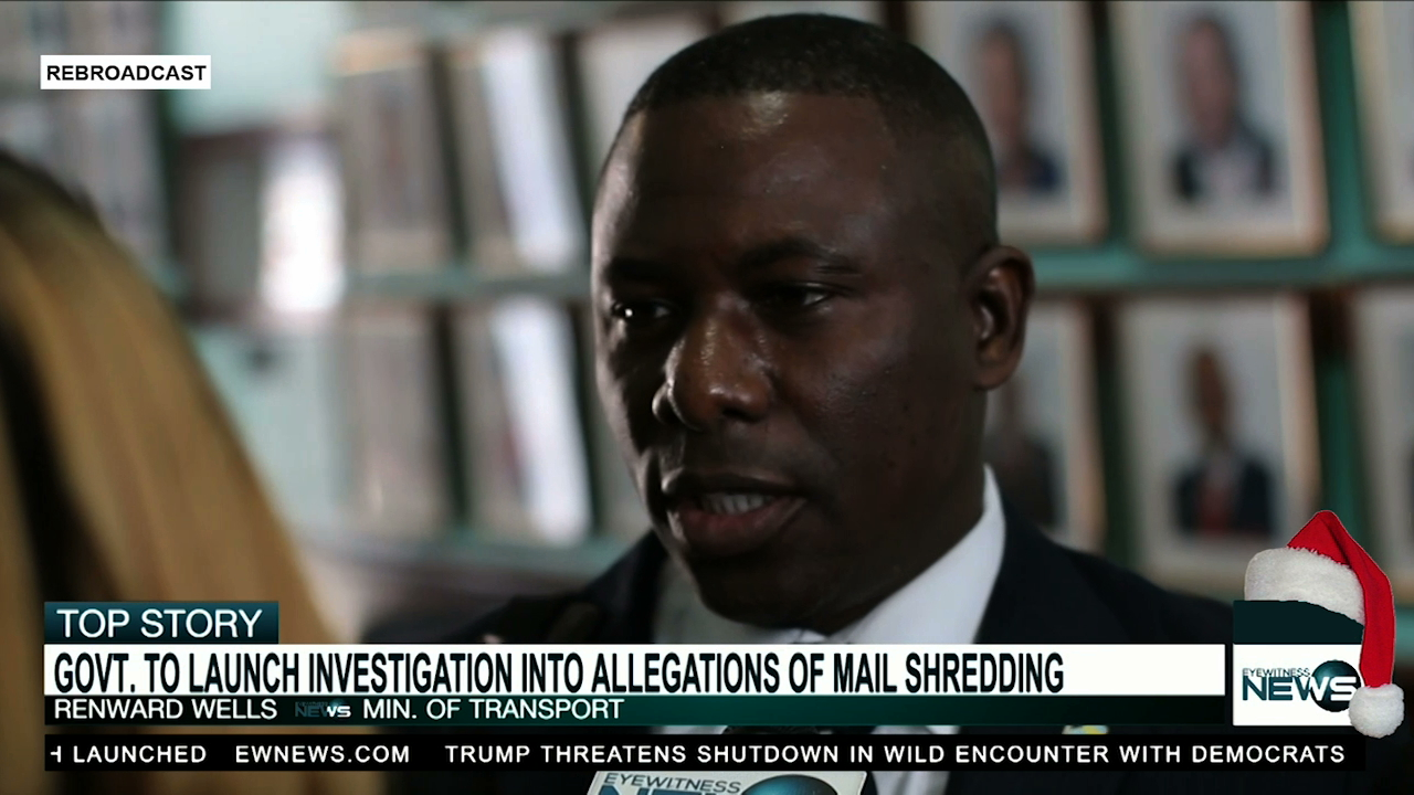Wells does not deny or confirm mail shredding allegations