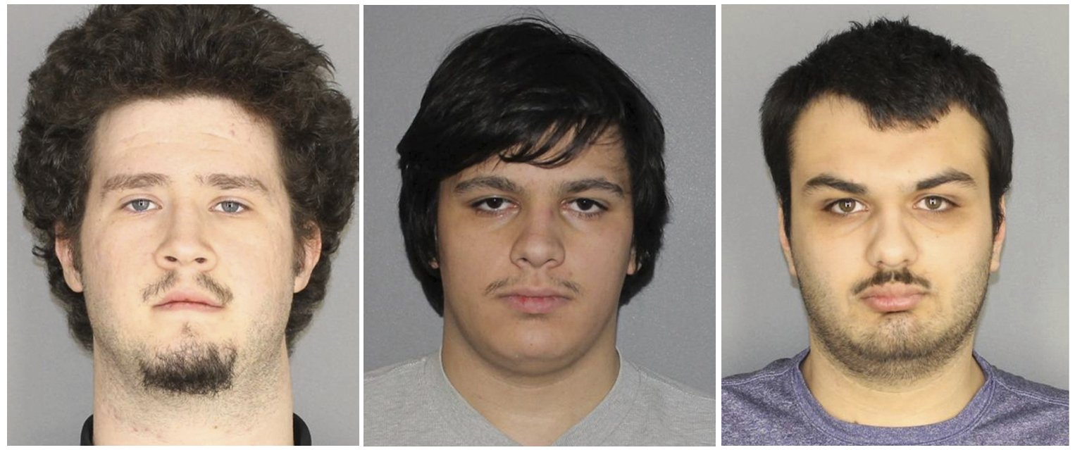 4 charged in plot to attack Muslim community named Islamberg