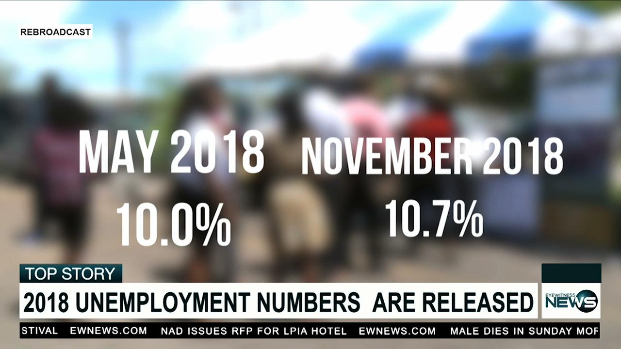 Unemployment rises marginally