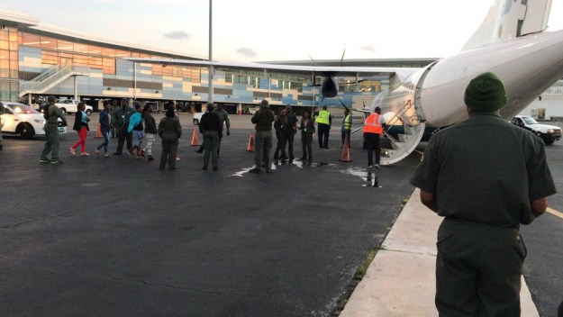 Sixty-four Haitian nationals repatriated