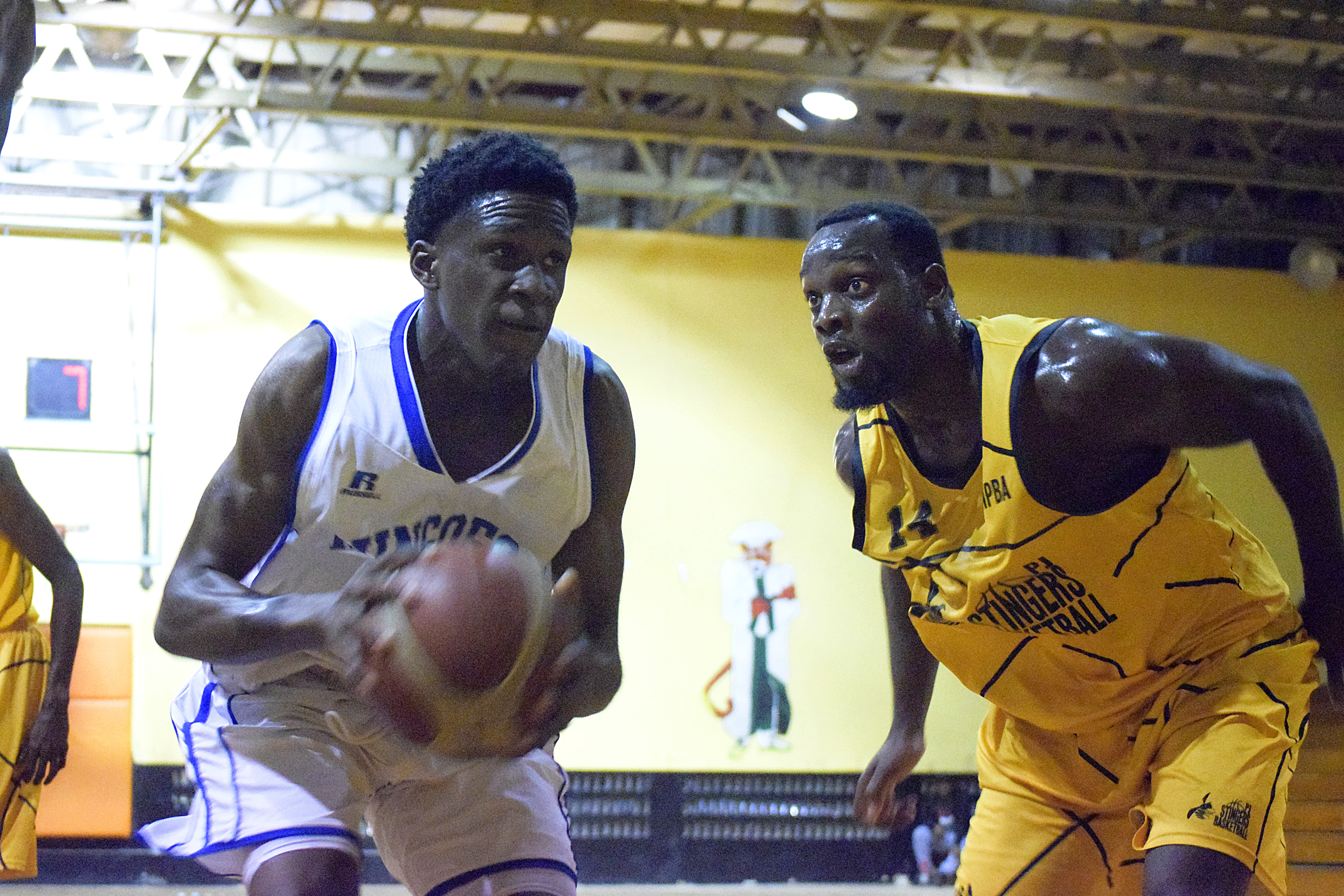 Mingoes flying high on three-game winning streak with win over Stingers