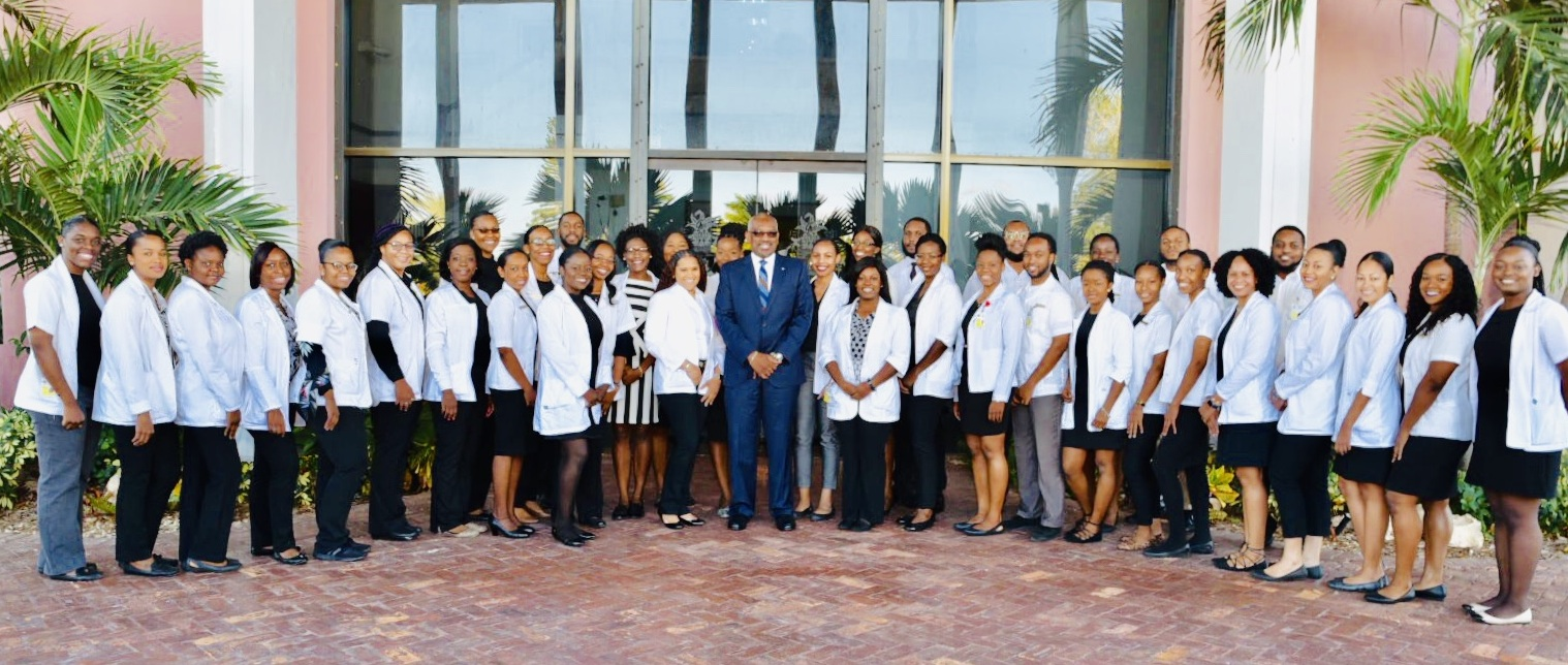 UWI medical students pay courtesy call on the prime minister