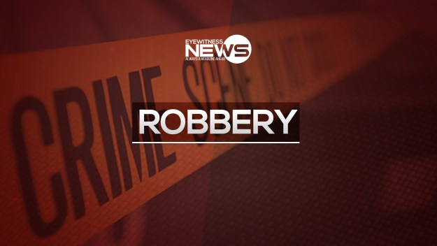 Man robbed by two males in a white Honda Accord