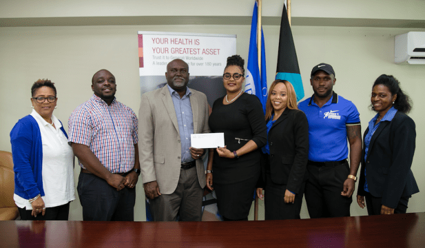 UBFIT Grand Bahama encourages healthy movement