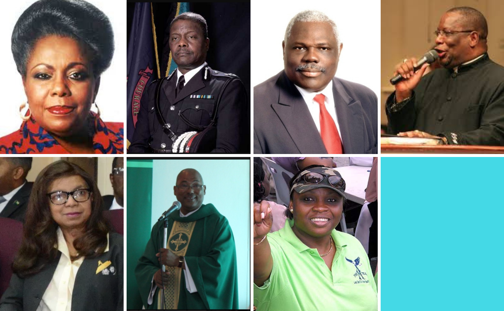 Eight Bahamians on Queen's New Year's honours list
