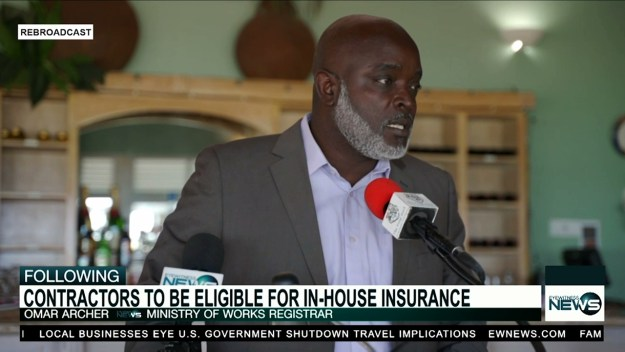In-house insurance on the horizon for Bahamian contractors