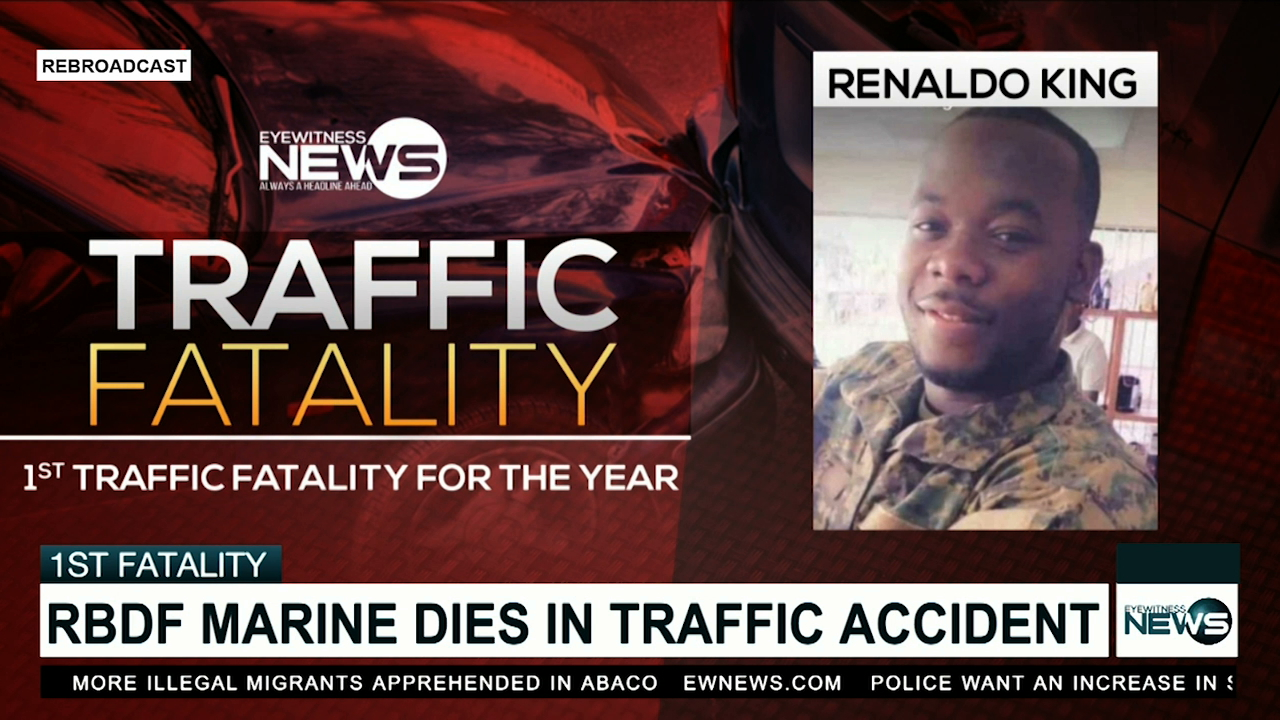 RBDF marine is country's first traffic fatality