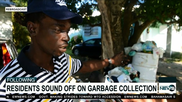 Mounds of garbage still line streets as irate residents await collection