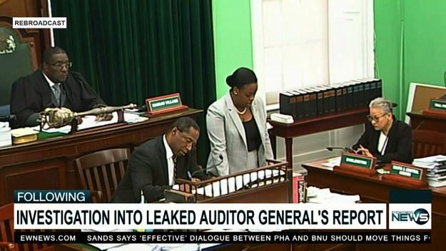 HOA Speaker orders investigation into leaked Auditor General's report