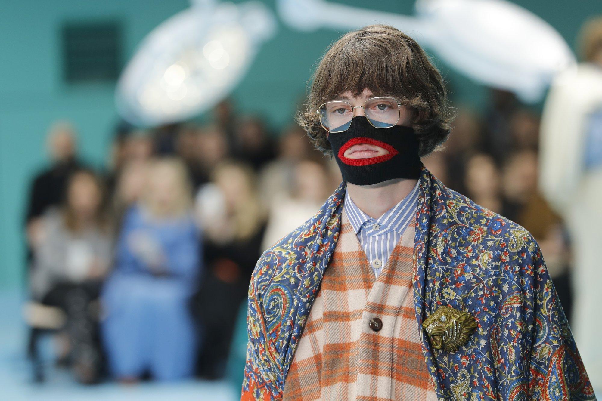 Gucci creative head breaks silence over 'blackface' sweater
