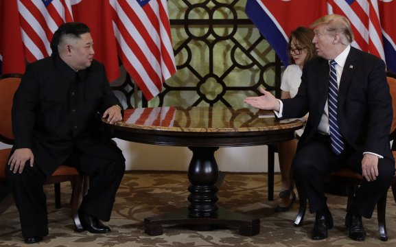 Trump, Kim dive into nuclear talks, looking for 'right deal'