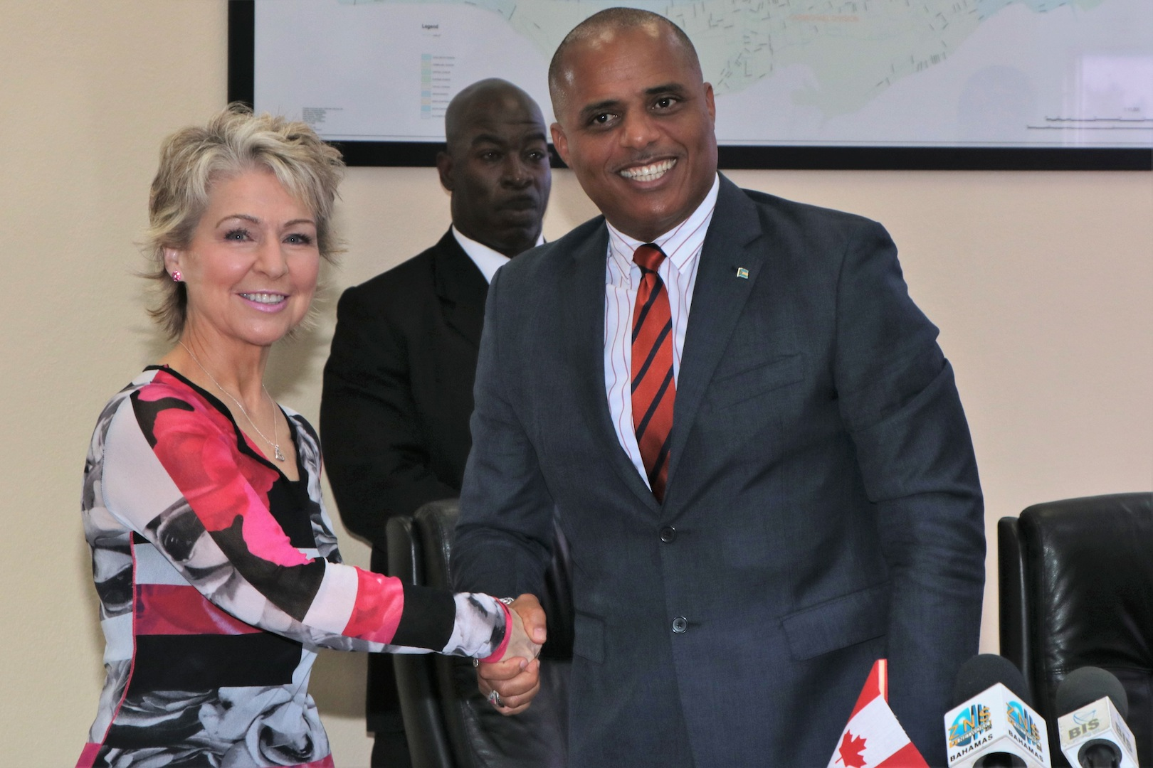 Govt. signs MOU with correctional services of Canada