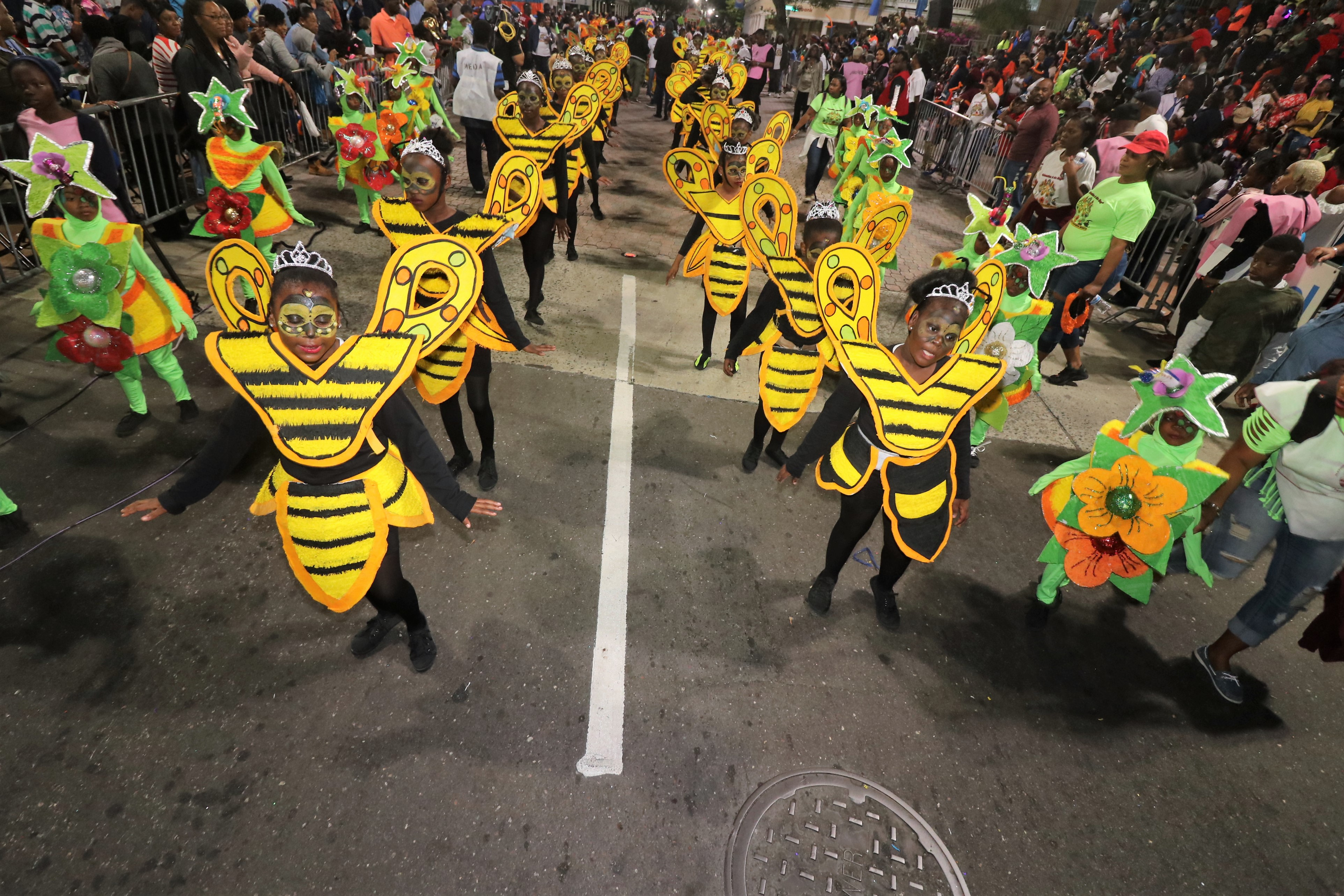 2019 Junior Junkanoo parade winners announced