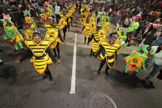 2019 Junior Junkanoo parade winners announced