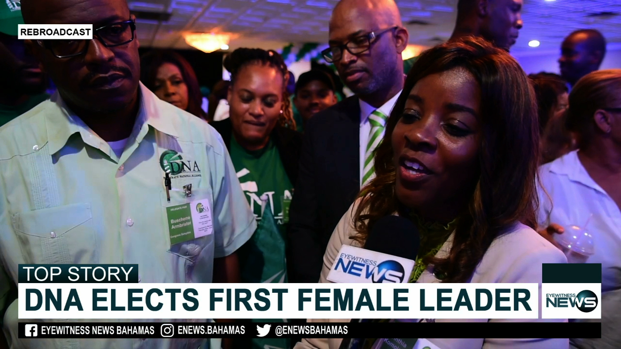 Komalafe elected as first female leader of the DNA