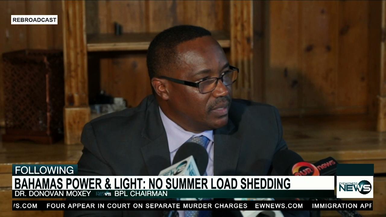 BPL chairman hopeful no power cuts this summer