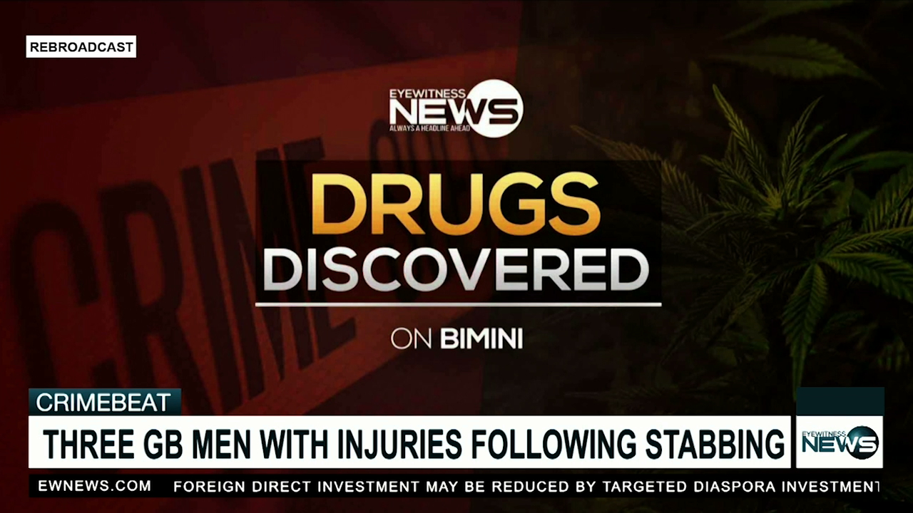 Two arrested in Bimini for suspected drug possession
