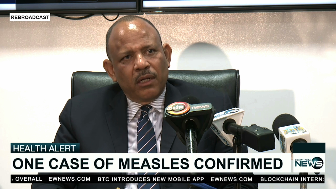 Measles outbreak confirmed by health officials