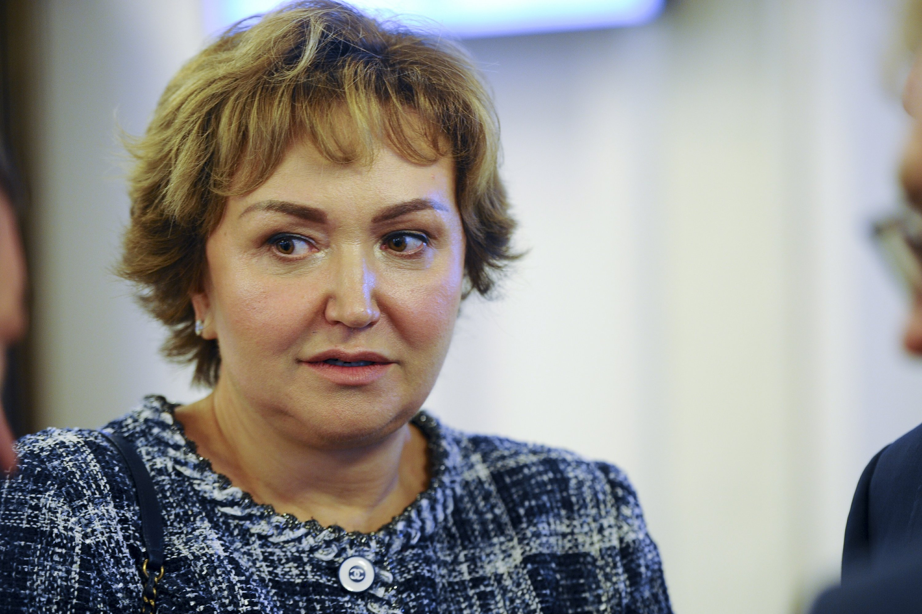 One of Russia's richest women dies in plane crash in Germany