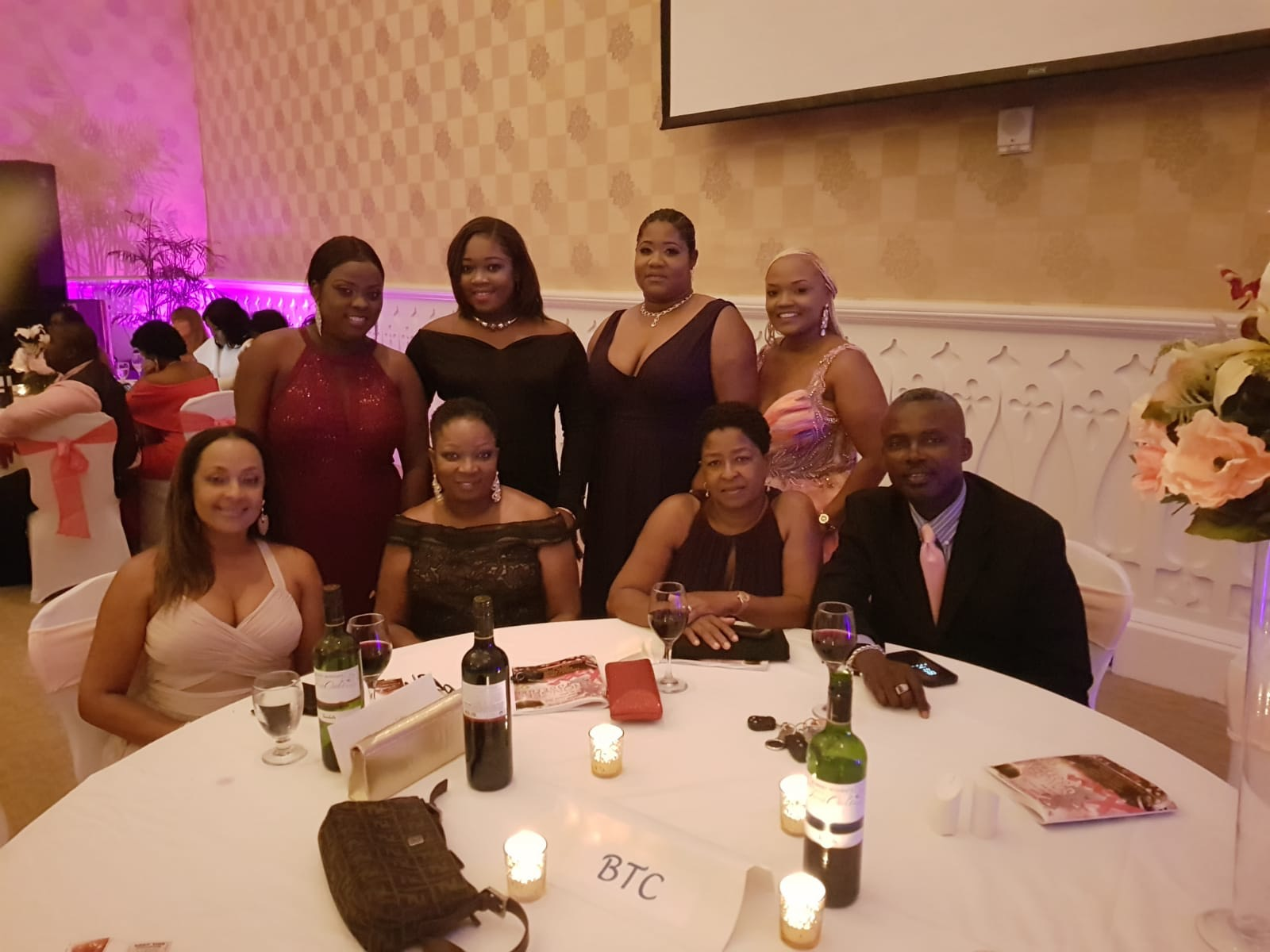 BTC, the Exuma Cancer Society are stronger together