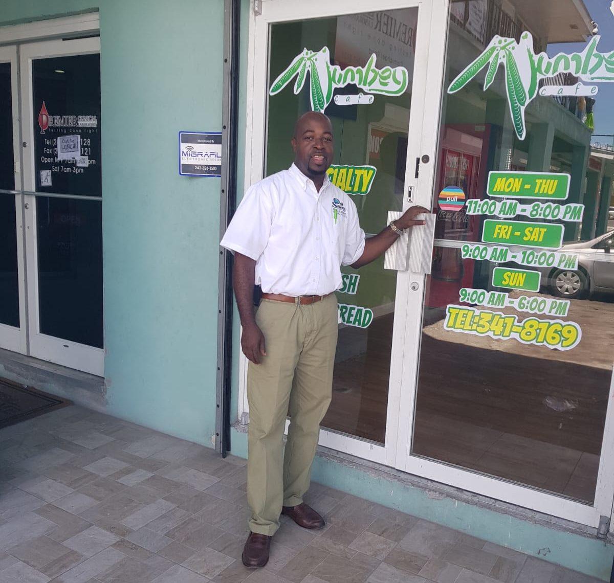 Jumbey Café Carmichael opens its doors