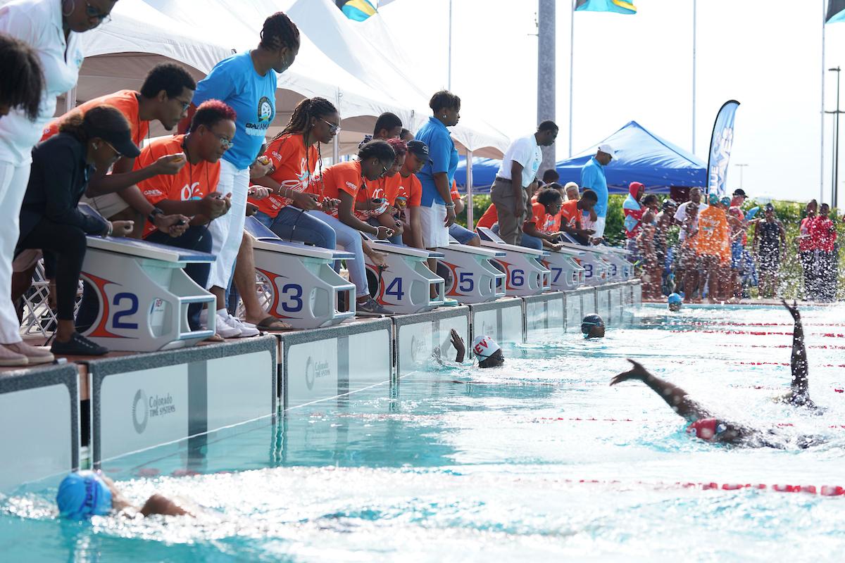 Alpha Aquatics host 2019 International Invitational Swim Meet